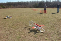 Electric Planes 2010