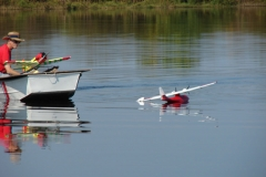 FARM Float Fly at Lake Ritchie, Bealeton, Va.