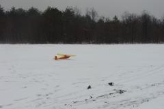January 2014 Snow Fly