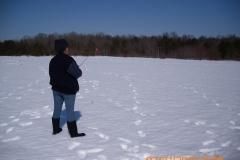Snow Flying 2010