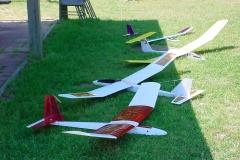 Sunday Glider Pilots 2005